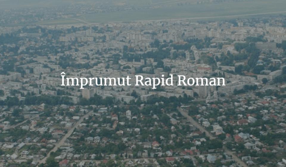 Imprumut Rapid Roman